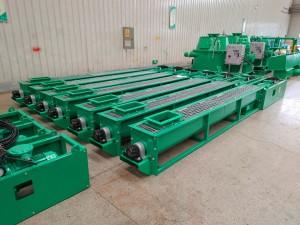 2021.9.6 Screw Conveyor